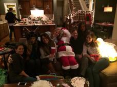 Santa! I know him!