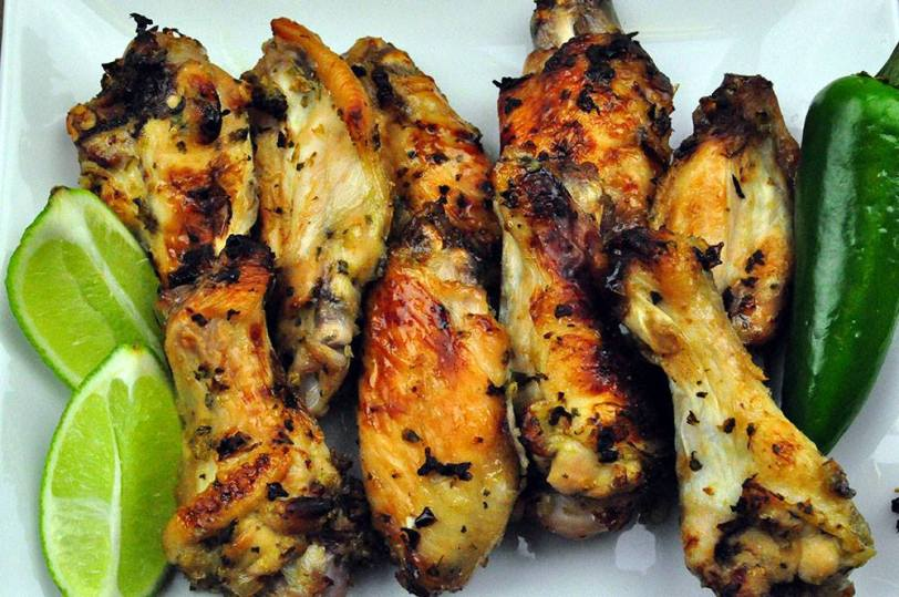 Chile Lime Wings