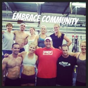 Embrace Community